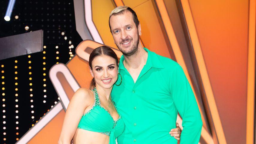 """Ekaterina Leonova und Pascal Hens bei """"Let's Dance"""" 2019"""