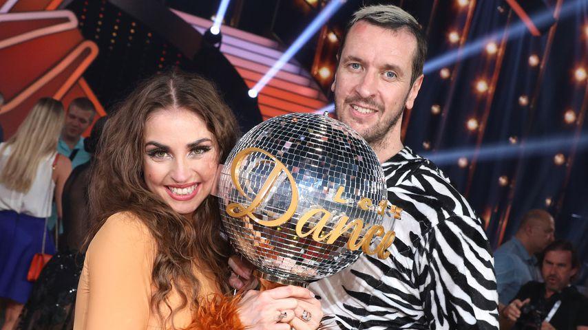 """Ekaterina Leonova und Pascal Hens beim """"Let's Dance""""-Finale 2019 in Köln"""