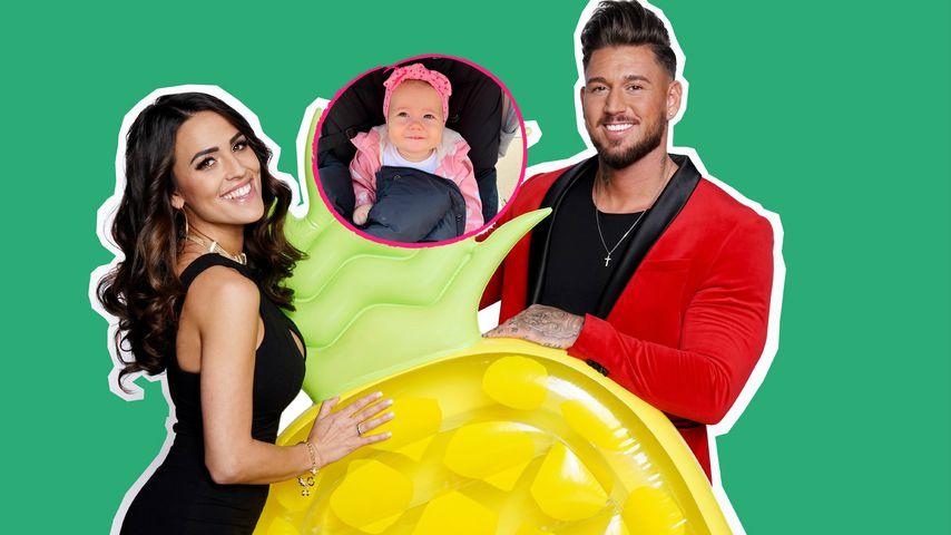 """Elena & Mike im """"Sommerhaus der Stars"""": Wo ist Baby Aylen?"""