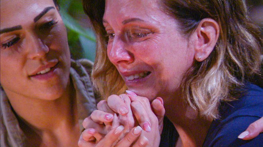 Es fließen wieder viele Tränen: Dschungelcamper kriegen Post