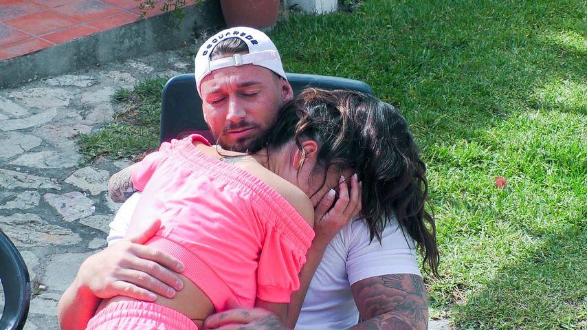 Mike Heiter und Elena Miras im Sommerhaus