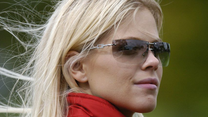 Elin Nordegren im September 2004