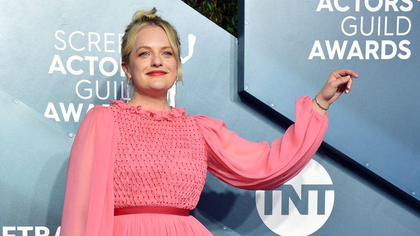Elisabeth Moss bei den Screen Actors Guild Awards