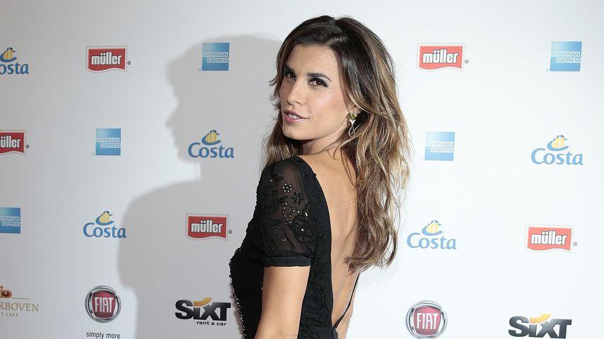 Clooney ist passé: Elisabetta Canalis im Ehe-Glück
