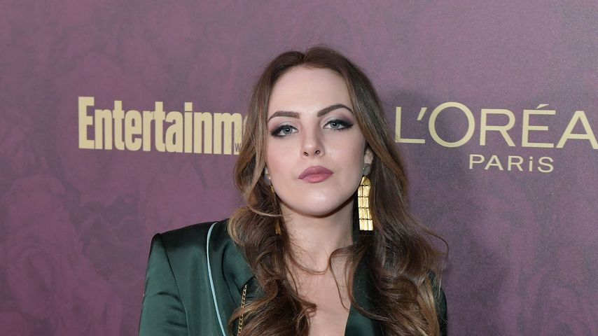 Elizabeth Gillies bei einer Pre-Emmy Party in Los Angeles