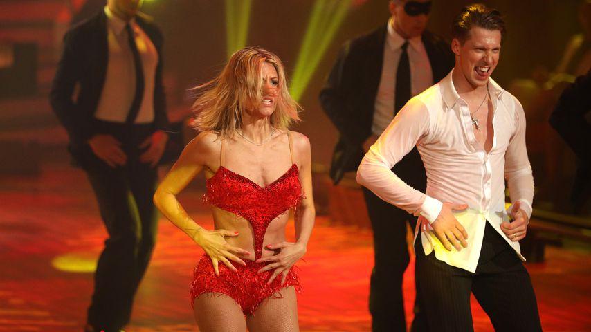 """Ella Endlich und Valentin Lusin, """"Let's Dance""""-Zweitplatzierte"""