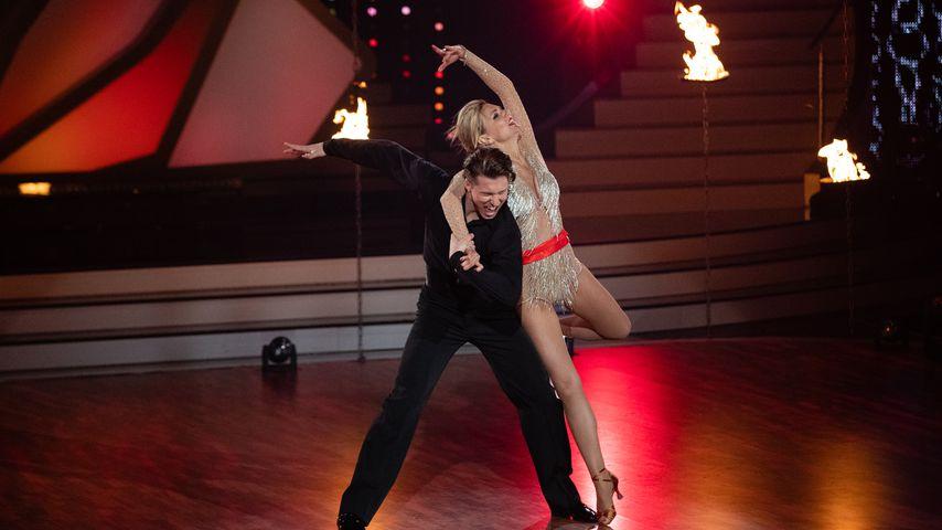 """Ella Endlich und Valentin bei """"Let's Dance"""" 2019"""