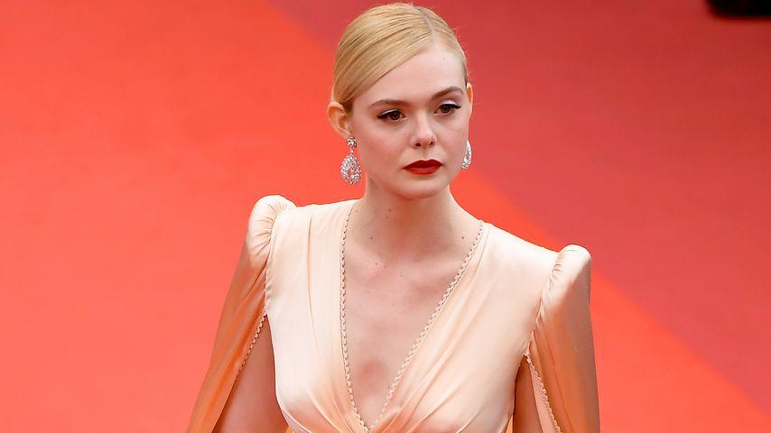 Elle Fanning bei den internationalen Filmfestspielen von Cannes 2019