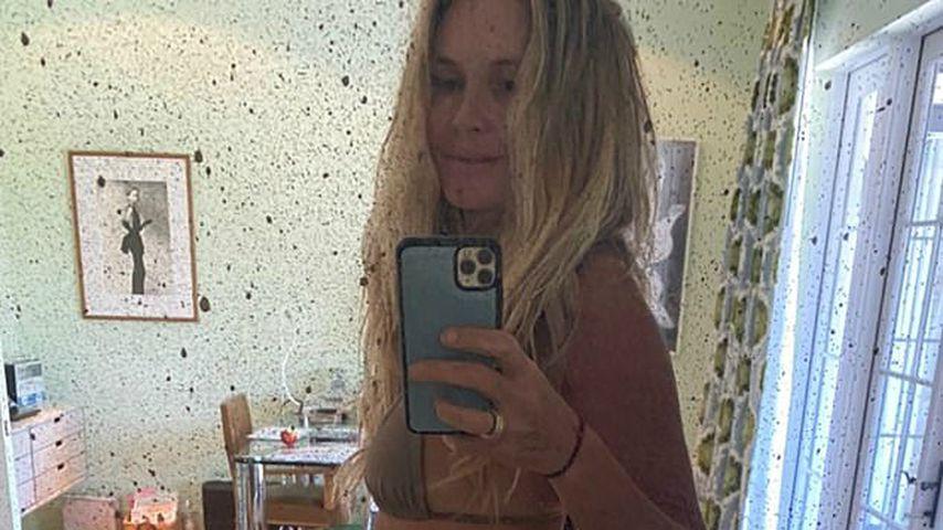 Elle Macpherson im September 2020