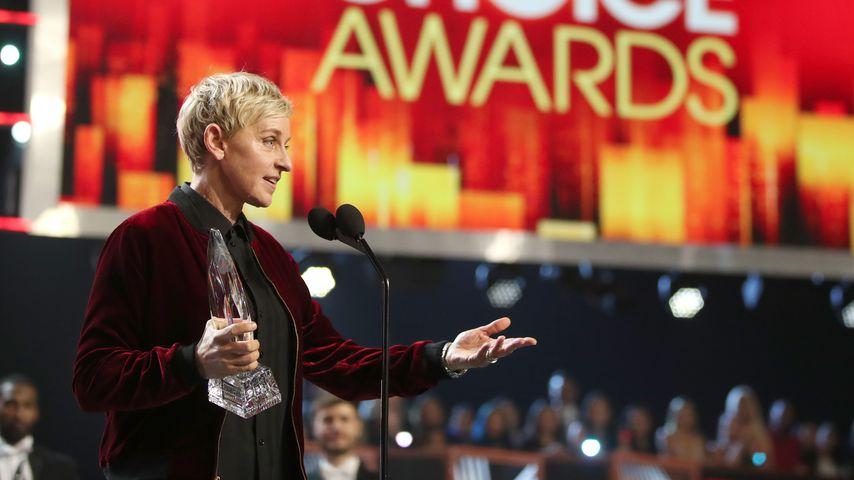 Ellen DeGeneres, 2017