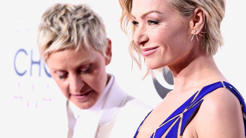 """Ellen DeGeneres gesteht: """"Ein Baby ist zu riskant"""""""