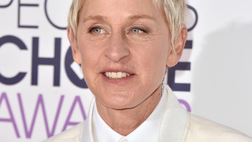 Ellen DeGeneres bei den People's Choice Awards in L.A. im Januar 2015