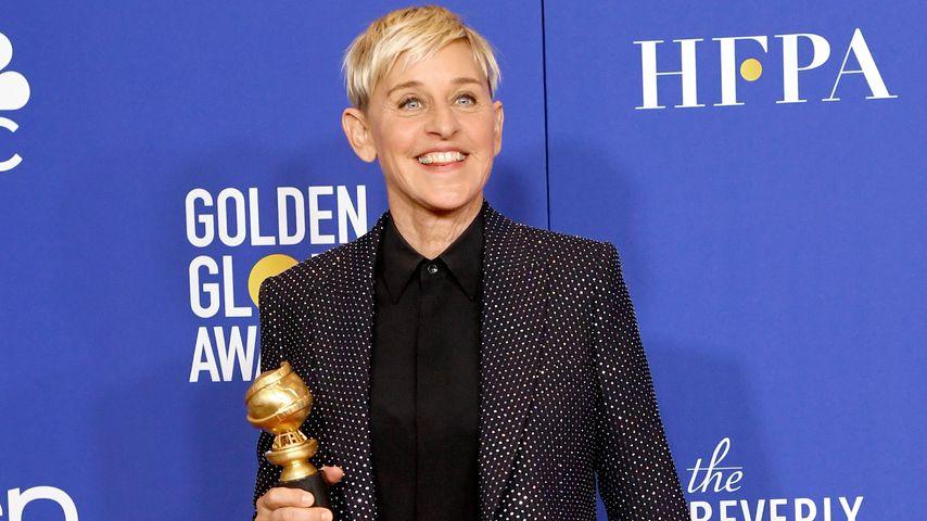 Ellen DeGeneres, Januar 2020