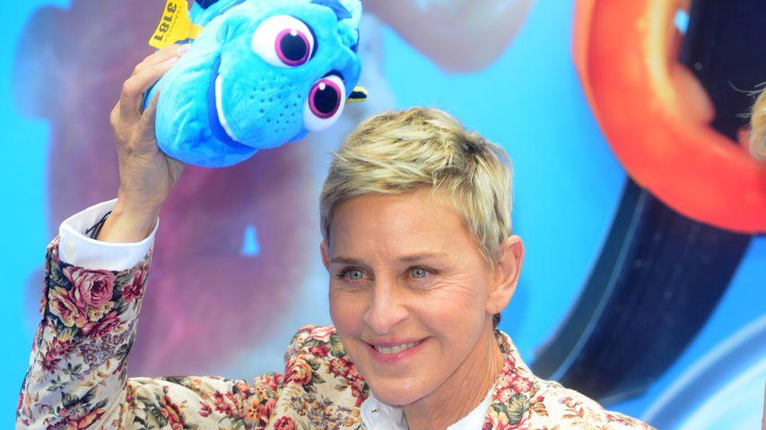 """Ellen DeGeneres bei der Europa-Premiere von """"Findet Dorie"""""""