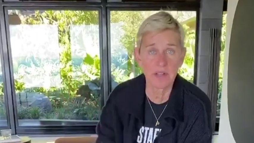 Moderatorin Ellen DeGeneres, März 2020