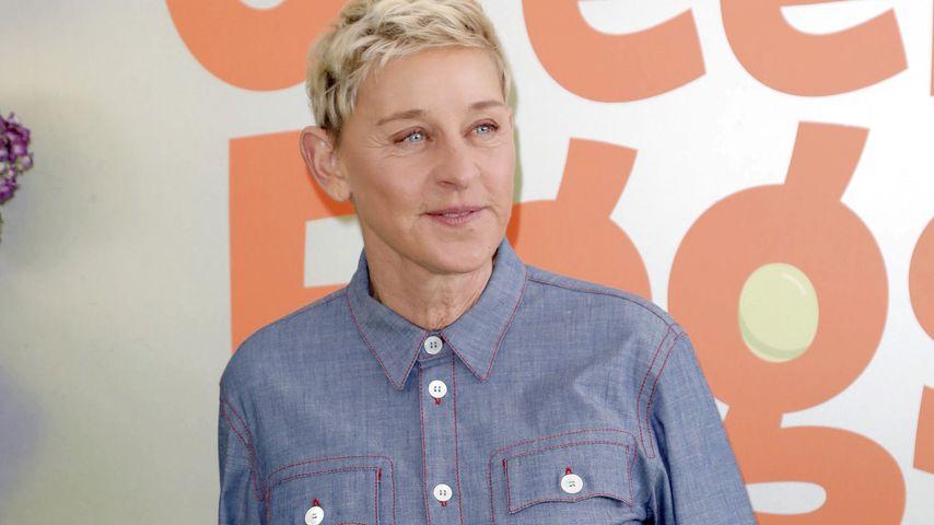 Ellen DeGeneres im November 2019