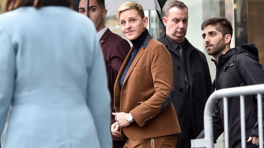 Ellen DeGeneres, 2019