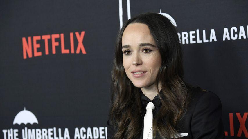 Ellen Page im Februar 2019