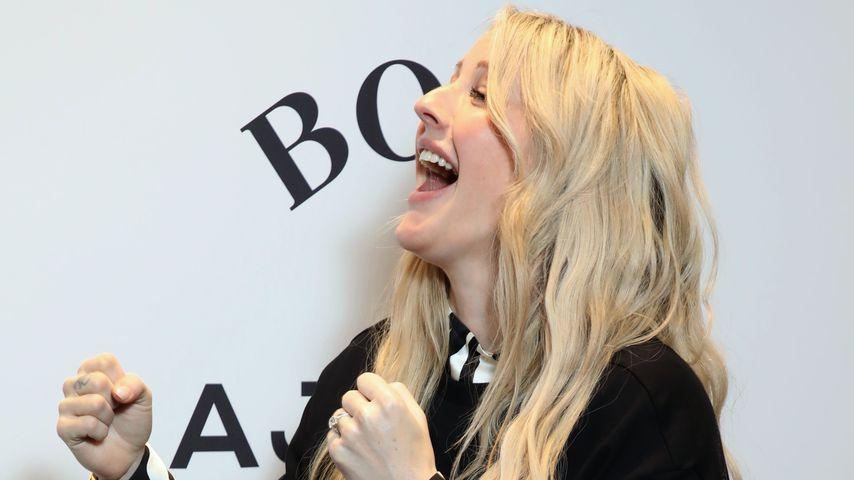Musikerin Ellie Goulding im Februar 2021