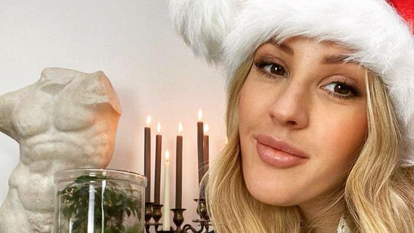 Ellie Goulding im Dezember 2020