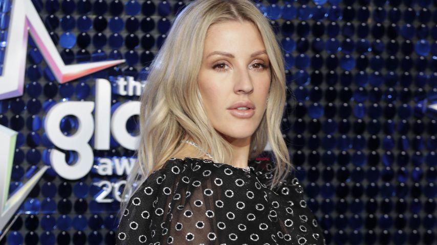 "Ellie Goulding im März 2020 bei den ""The Global Awards"""