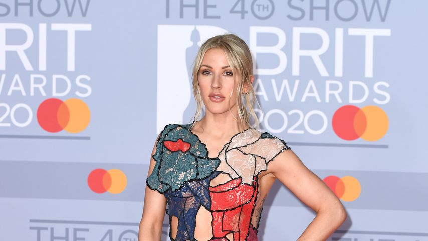 Ellie Goulding bei den Brit Awards 2020