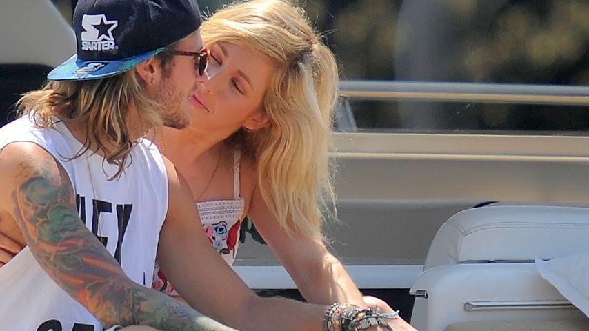 Ellie Goulding und Dougie Poynter