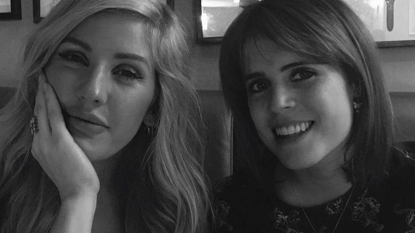Ellie Goulding und Prinzessin Eugenie