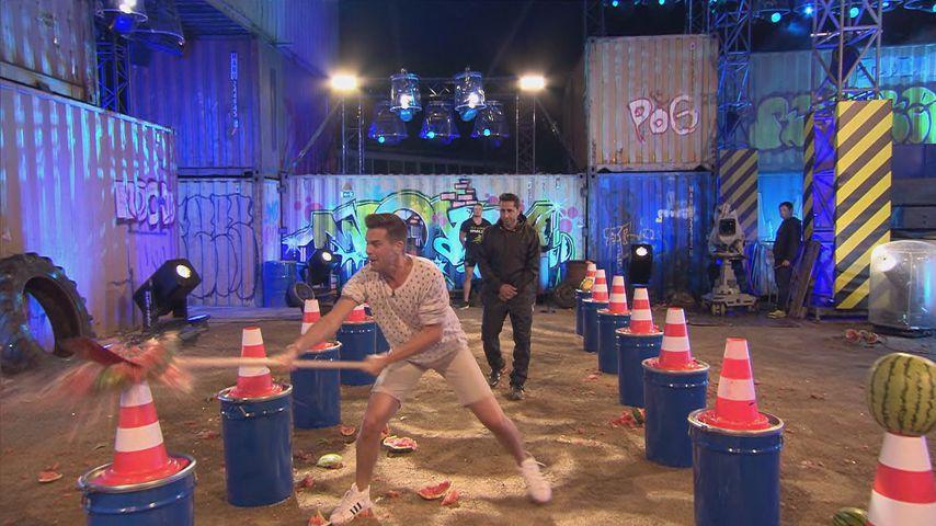 """Eloy de Jong bei """"Promi Big Brother"""""""