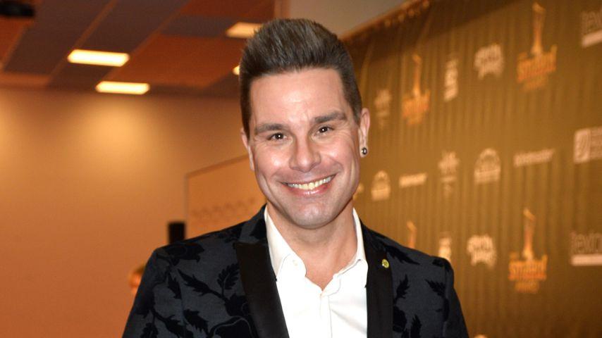 Eloy de Jong beim smago! Award 2019
