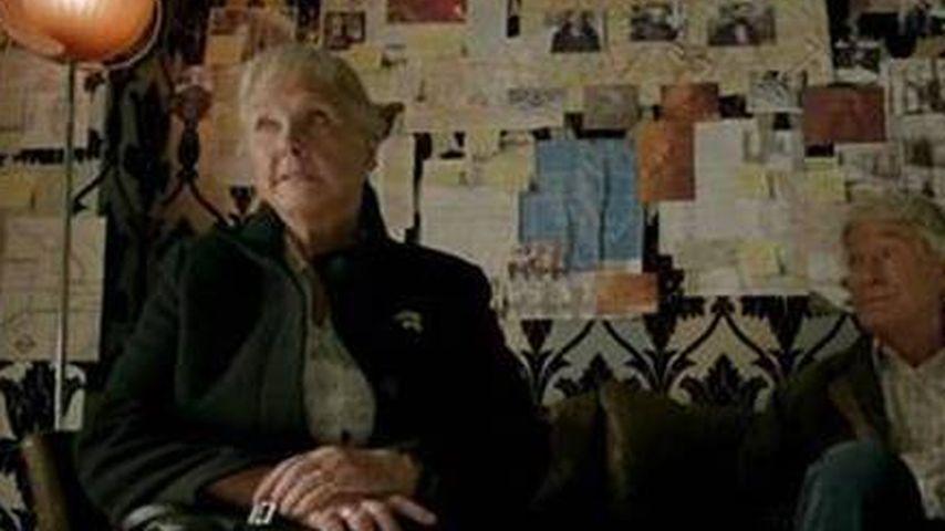 """Benedict Cumberbatch mit Eltern am """"Sherlock""""-Set"""