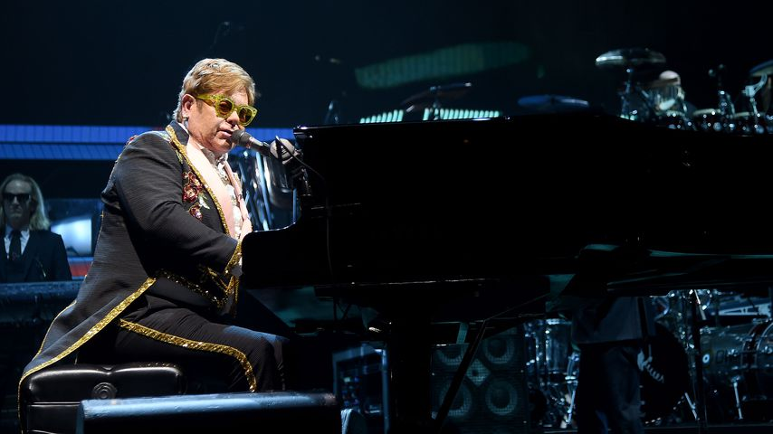 Elton John 2019 in New York