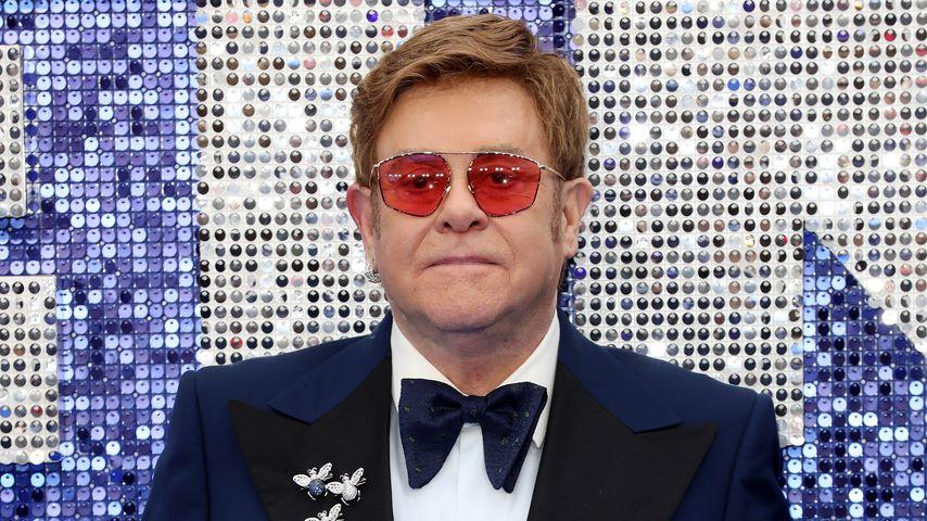 Elton John, Musik-Legende