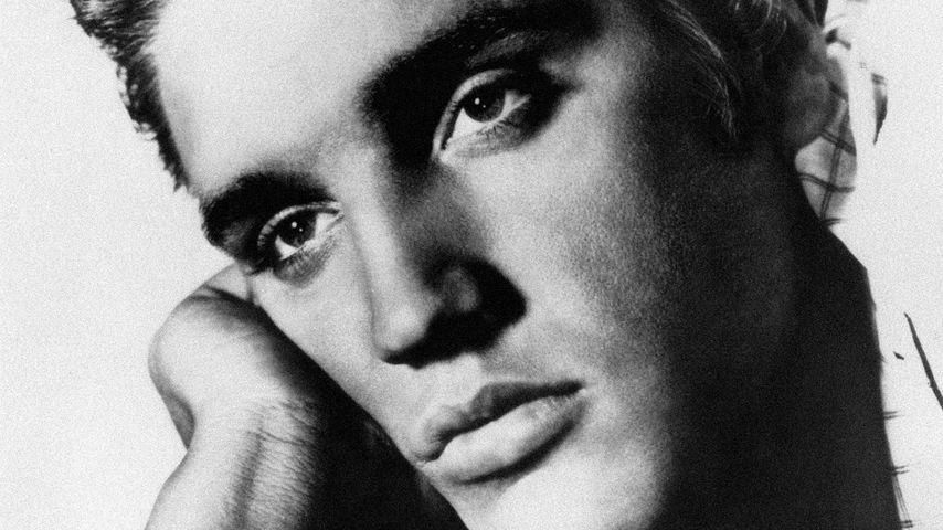 Elvis Presley, Musiklegende