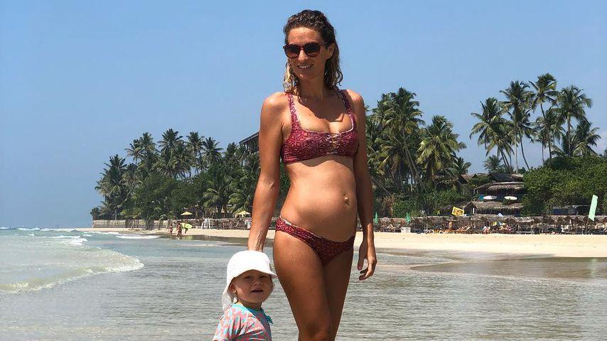 Emil-Ocean und Janni Kusmagk auf Sri Lanka