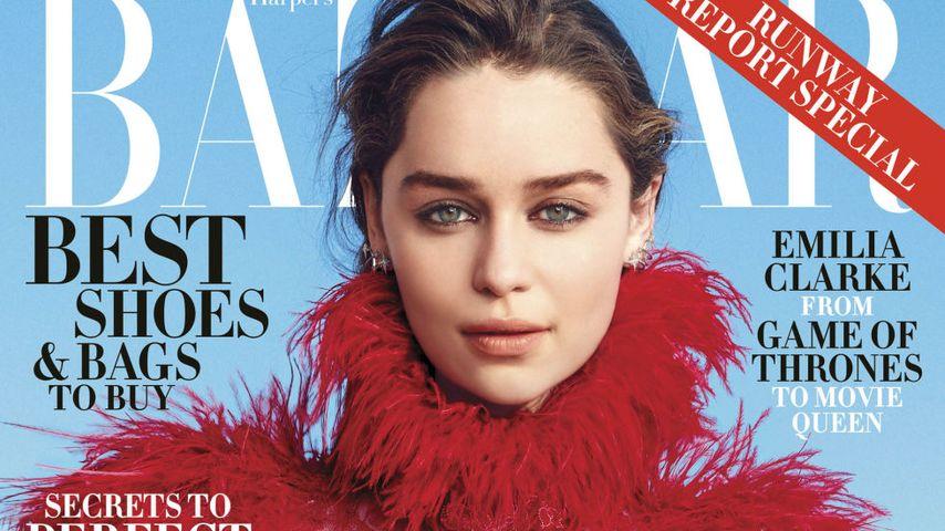 Emilia Clarkes Fantasie: Ein Dreier mit Channing & Jenna!