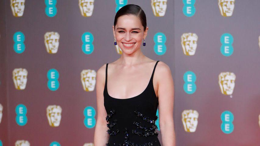 Emilia Clarke bei den BAFTA Awards 2020