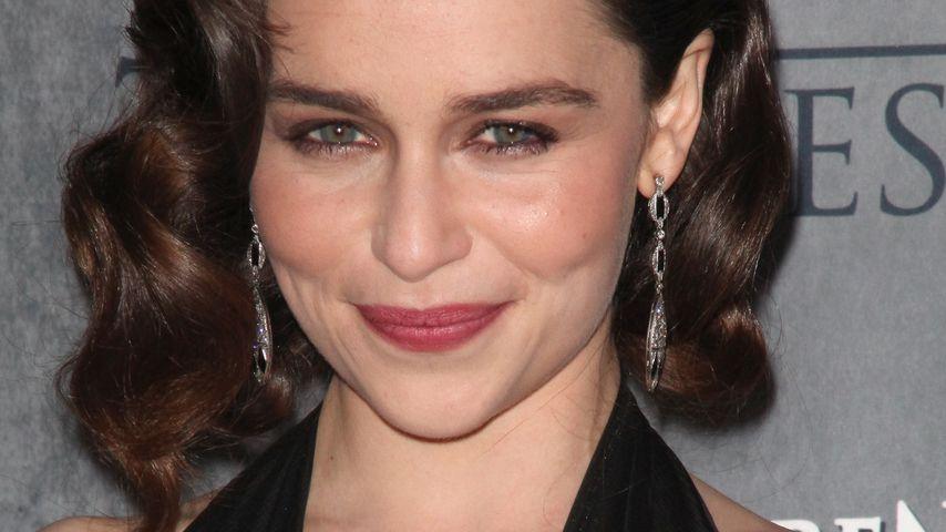 Wow! So schön ist Emilia Clarke abseits von GoT