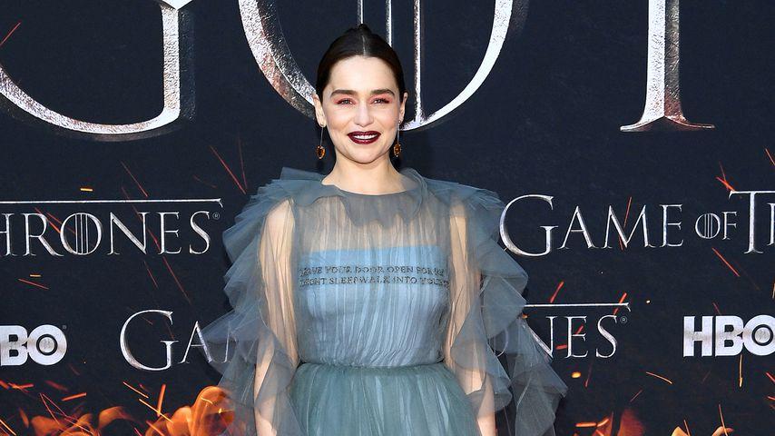 """Emilia Clarke verrät: GoT-Ende wird """"größer als alles zuvor"""""""