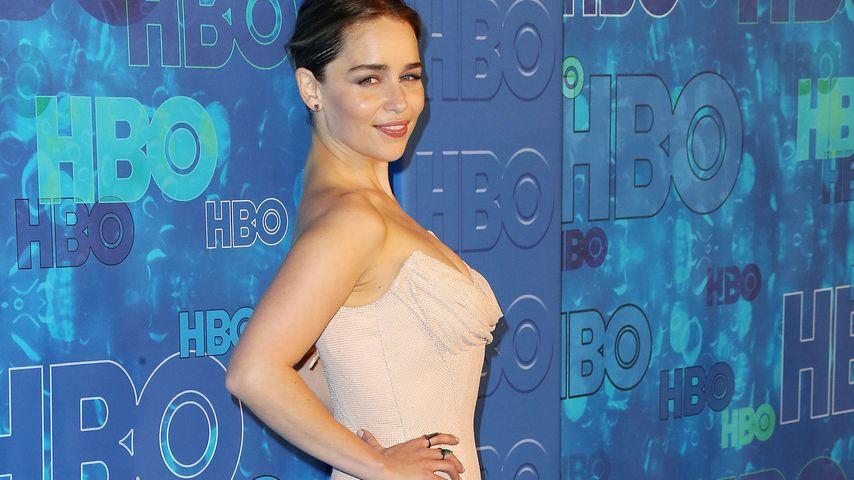 Emilia Clarke in Los Angeles, 2016
