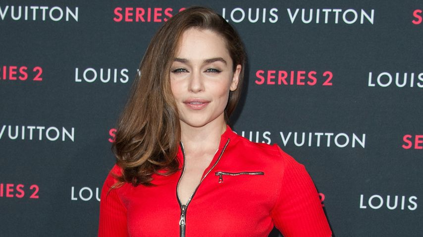 """Emilia Clarke: So hart war der """"Terminator""""-Dreh für sie"""