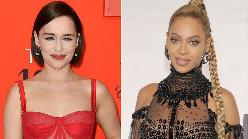 Wahre Fan-Liebe: Emilia Clarke weint bei Treffen mit Beyoncé