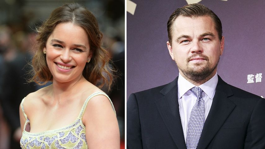 1. Jane Bond? Emilia Clarke will mit Leo DiCaprio drehen