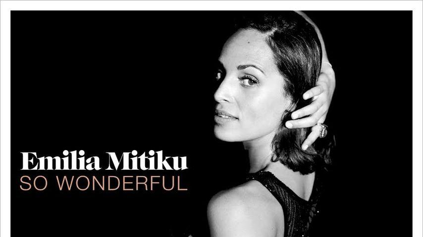 """Emilia Mitiku auf dem Cover von """"So Wonderful"""""""