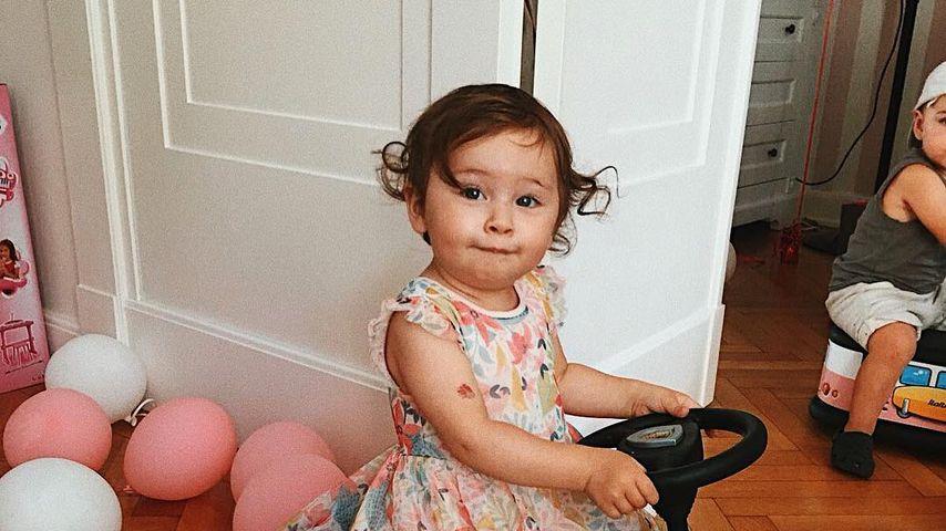 Emilia, Tochter von Ira Meindl