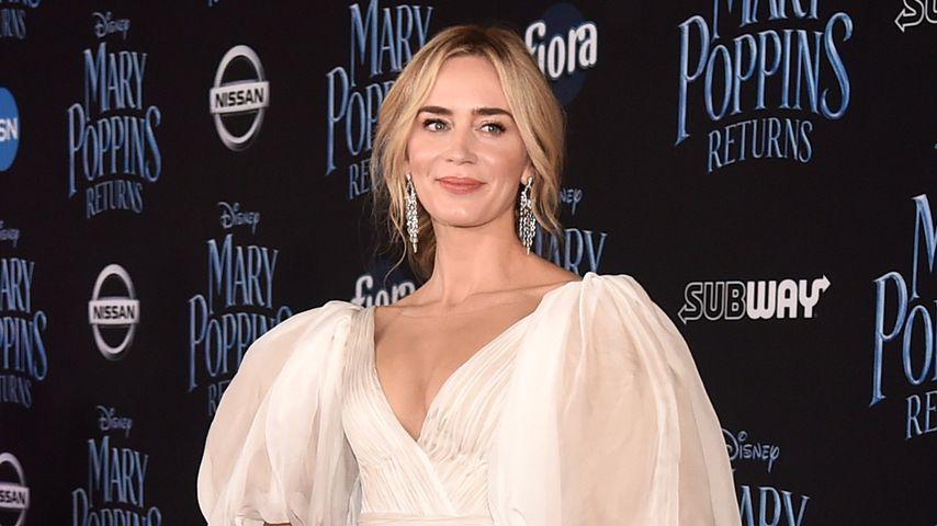 """Emily Blunt bei der Weltpremiere von """"Mary Poppins' Rückkehr"""""""