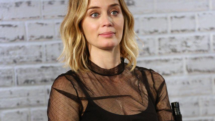 """Emily Blunts Still-Sorgen: """"Meine Brüste sind explodiert!"""""""
