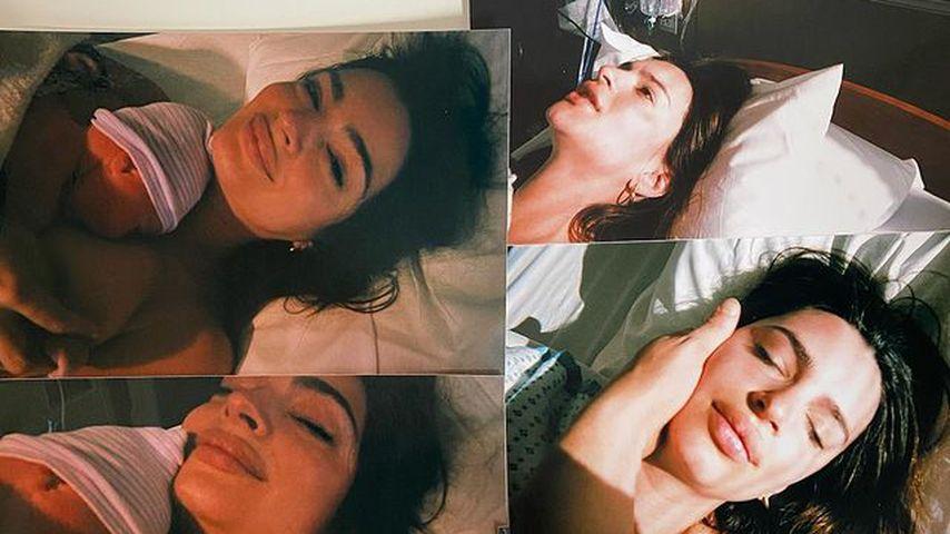 Emily Ratajkowski im Krankenhaus, März 2021