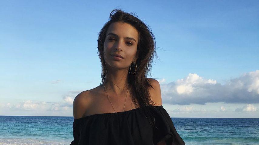 Emily Ratajkowski im Mexiko-Urlaub