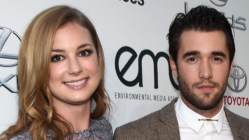 Emily VanCamp und Joshua Bowman
